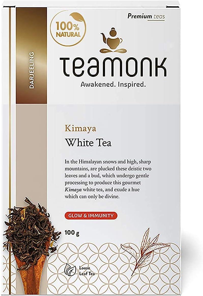 Shopping E-Kart Teamonk Kimaya Imperial Loos Himalayan White Tea Austin Mall Max 54% OFF