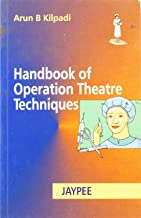 Best handbook of operation theatre techniques Reviews