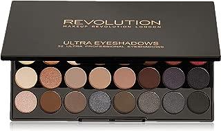 Makeup Revolution London Ultra 32 Eyeshadow Palette, Flawless 2, 14g