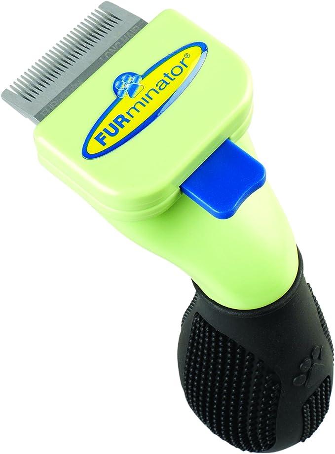 FURminator Short Hair deShedding Tool for Dogs, Extra Small | Amazon