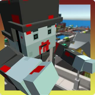 Block Zombies - Survival Game!