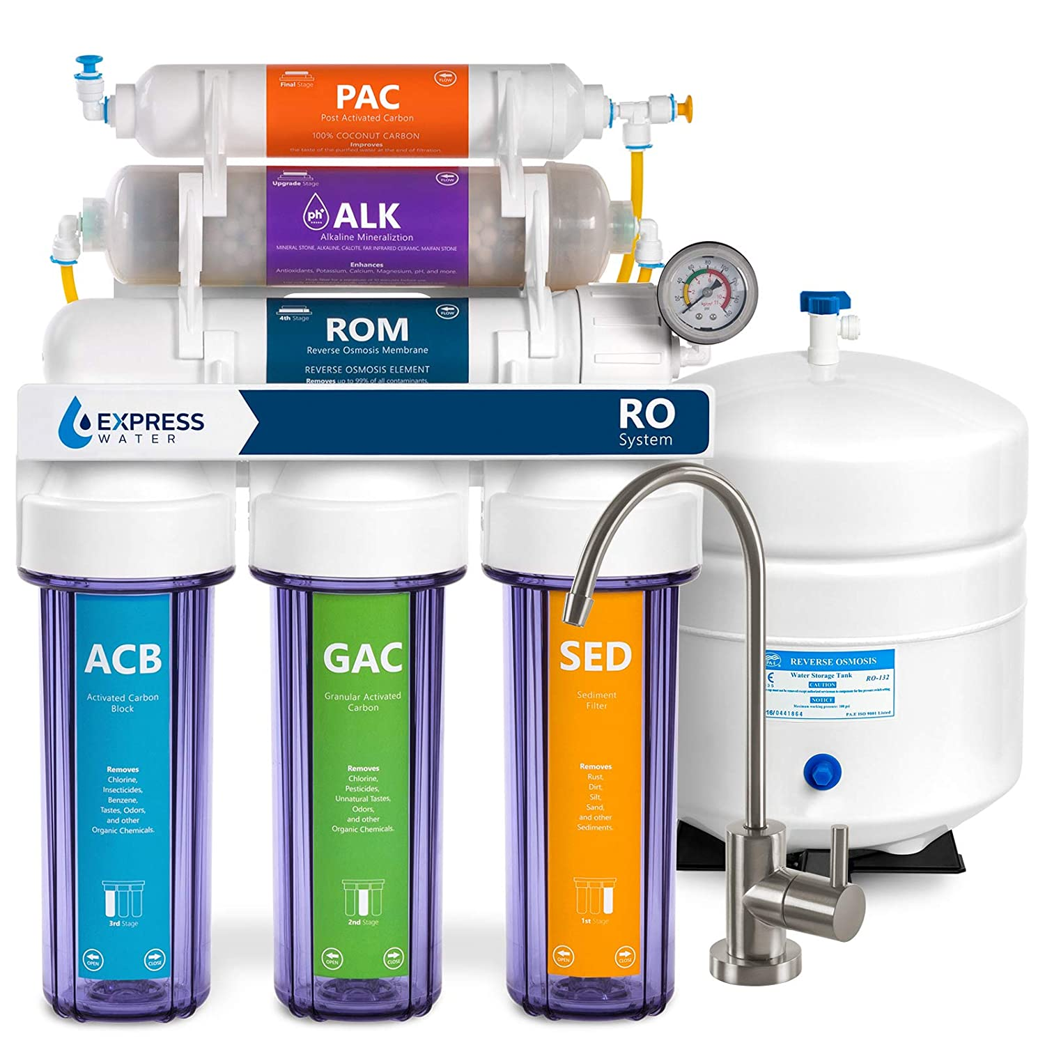 Popular shop is the lowest price challenge Express Popular popular Water Reverse Osmosis à Filtration Alkaline System