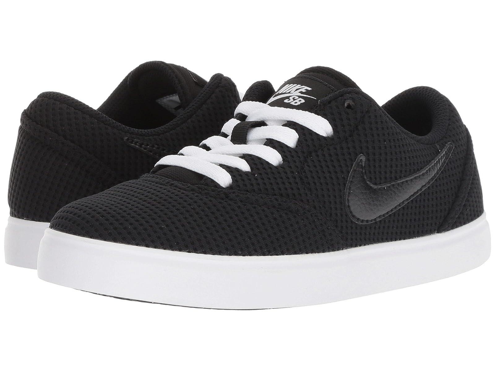 Nike SB Kids Check Canvas (Big Kid)Atmospheric grades have affordable shoes