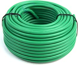 10 Gauge 50 Feet Green Audiopipe Car Audio Home Remote Primary Cable Wire LED