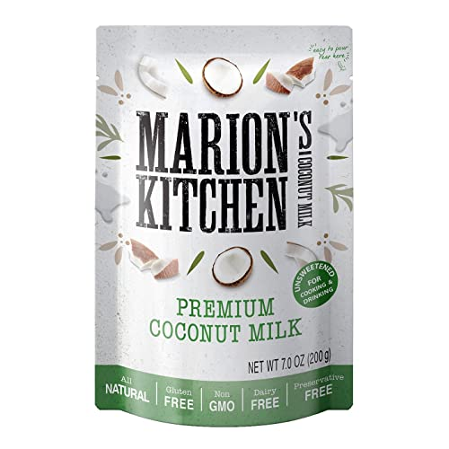 12 Pack - Premium Coconut Milk by Marions Kitchen, BPA Free, Non GMO,