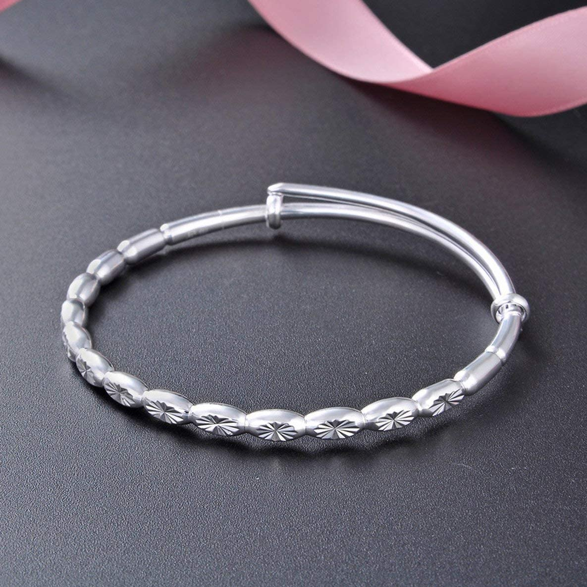 Jewelry Beautifully Engraved Pattern Popular Over item handling ☆ brand in the world for Bracelet Classic Charm