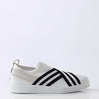 正規品 【adidas Originals by White Mountaineering】 スーパースター[WM SUPERSTAR SLIP ON] ホワイト/ブラック BY2881