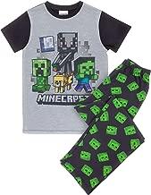kids pajamas minecraft