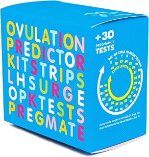 two lines on ovulation test one lighter