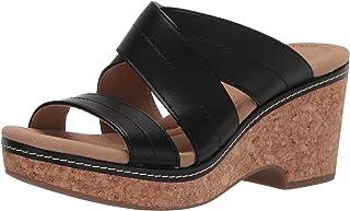 Clarks Giselle Tide womens Wedge Sandal
