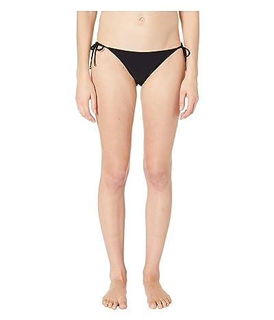 Stella McCartney 90s Tie Side Bikini Bottoms (Black) Women