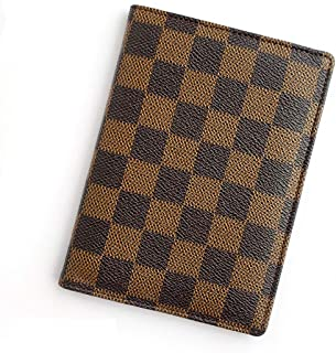 Passport Holder for RFID Blocking Travel Slim Card Collection Wallet