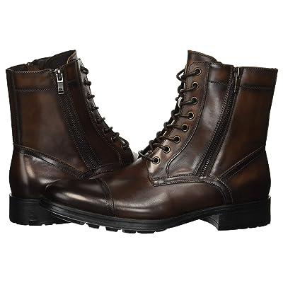 Kenneth Cole New York Hugh Boot (Cognac) Men