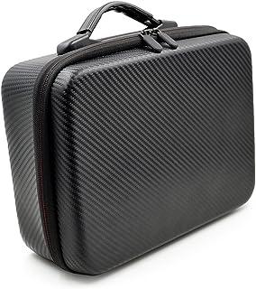 ColiCor PU-handväska förvaringsväska fodral bärväska hållbar resväska för DJI Mavic Air