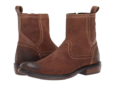 Roan Crestone II (Tan Leather Suede) Men