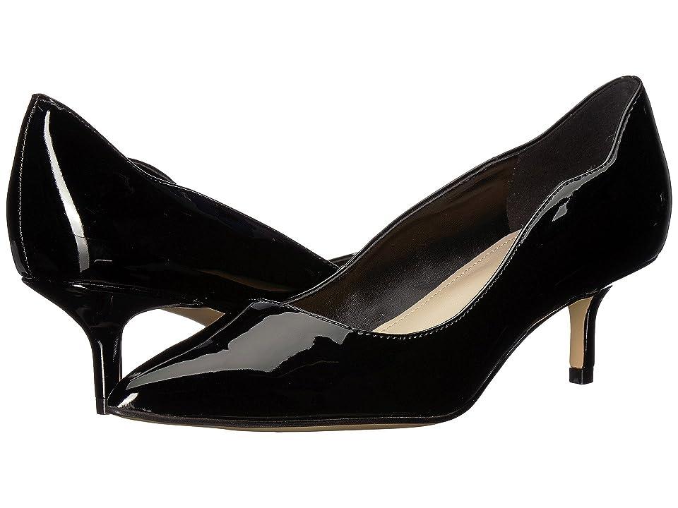 Marc Fisher Arana 2 (Black Patent) High Heels