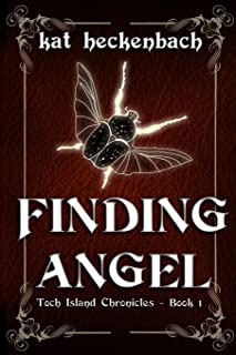 Finding Angel (Toch Island Chronicles)