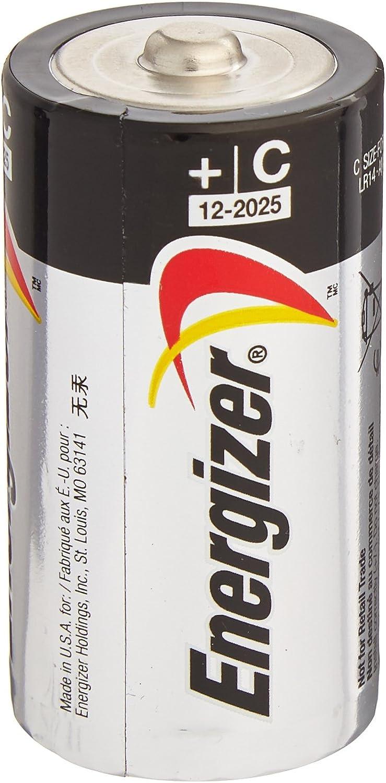 EVEE93BP2CT - Energizer Max Nashville-Davidson Mall NEW Batteries Alkaline C