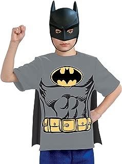Justice League Child's Batman 100% Cotton T-Shirt - Small