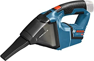 Bosch Professional Aspirateur Sans Fil GAS 12 V (12V, Contenance de la cuve : 0,35 L,..