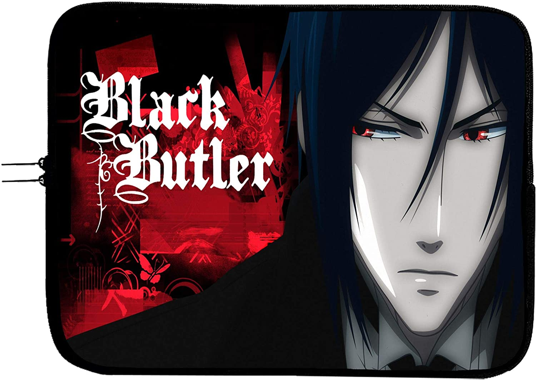 Black Sales results No. 1 Butler Anime Laptop Case Memphis Mall - Sleeve Lap Durable