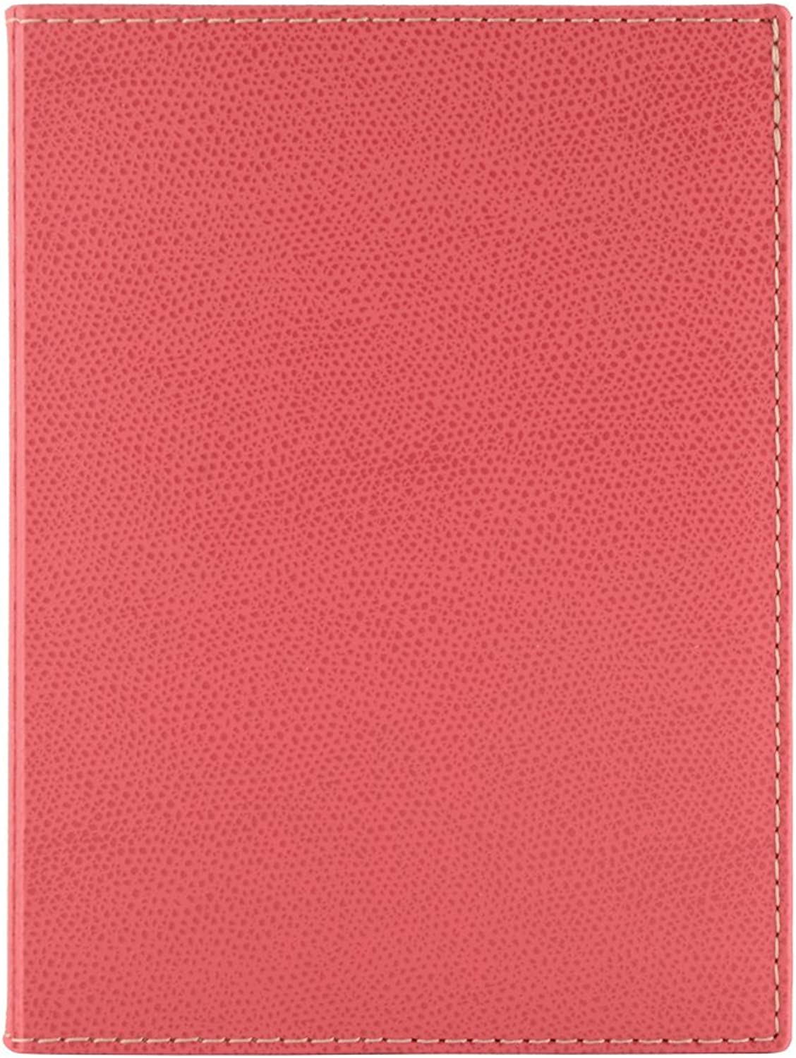 Quo Vadis Textagenda  29 Academic Planner, Club Cover, Rosa Grained Leatherette, 12 Months, August 2018 to July 2019, Daily, 4.75 by 6.75 inches B07CRMMSKL  | Up-to-date-styling