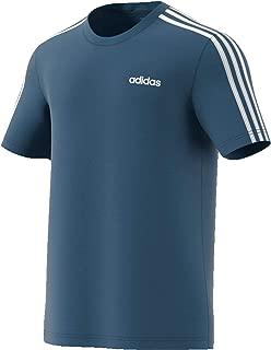 adidas Mens Essentials 3 Stripes T-Shirt T-SHIRTS