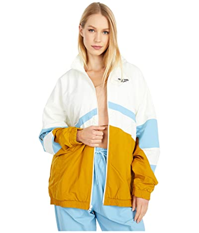 Reebok Gigi X Track Jacket (Chalk) Women