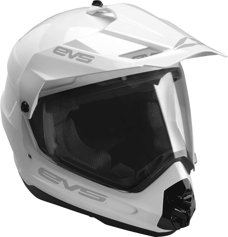 EVS Sports Men's service T5 Venture Solid Branded goods Sport Dual Motorcycle Helmet
