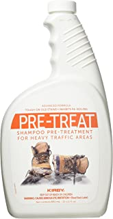 Kirby Home care Products Heavy Traffic Pre Treatment Shampoo