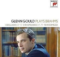Brahms: 4 Ballades / 2 Rhapsodies / 10 Intermezzi