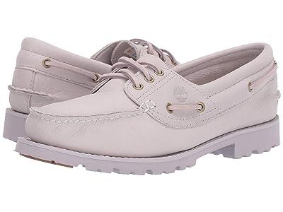 Timberland Noreen Lite Handsewn Boat Shoe (Light Purple Nubuck) Women