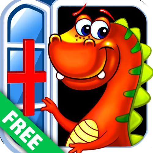 Dino Fun - Dinosaurier Doktor Spiele für Kleinkinder Kinder Jungen & Mädchen Kostenlose Tier Haustier Zahnarzt Krankenhaus Apps