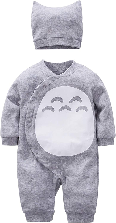 YFYBaby Unisex Baby Boy Girl Totoro Romper