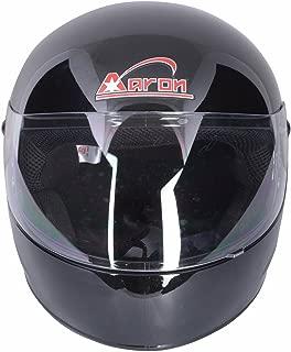 Aaron Aim Eco Full Face Helmet (black)