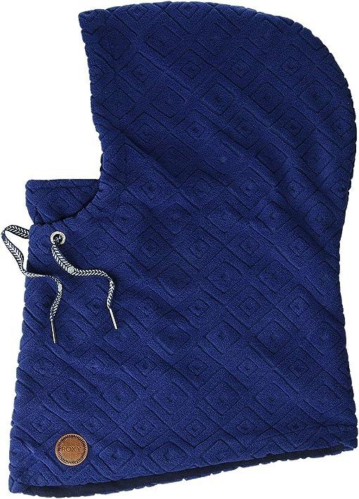 Medieval Blue Losange Jacquard