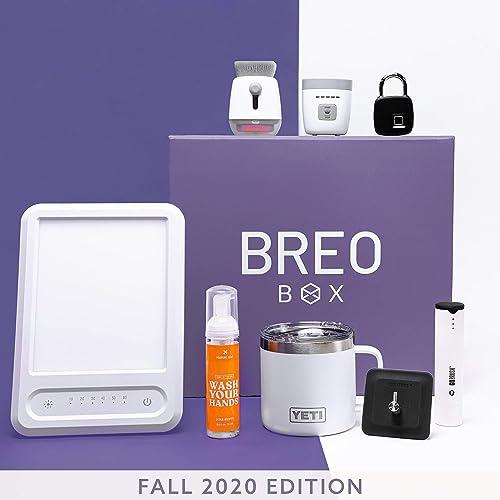 BREO BOX Lifestyle Subscription Box