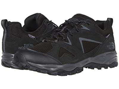 The North Face Trail Edge Waterproof (TNF Black/Dark Shadow Grey) Men