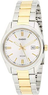 Casio Dress Watch Analog Display Quartz for Men MTP-1302SG-7A