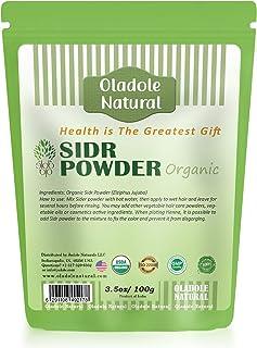 Oladole Natural Organic Sidr Powder for Hair & Skin
