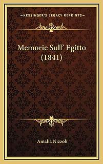 Memorie Sull' Egitto (1841)