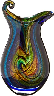 Best art glass vases wholesale Reviews