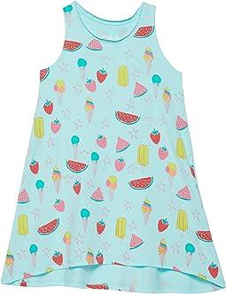 Cotton Jersey Tank Dress (Toddler/Little Kids)