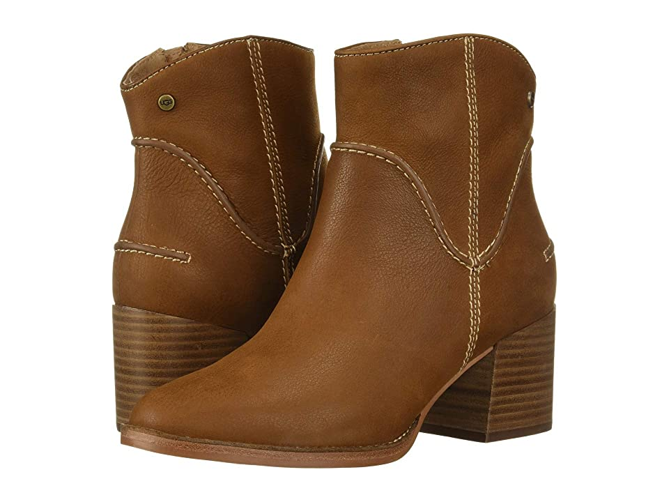 UGG Annie Boot (Chestnut) Women