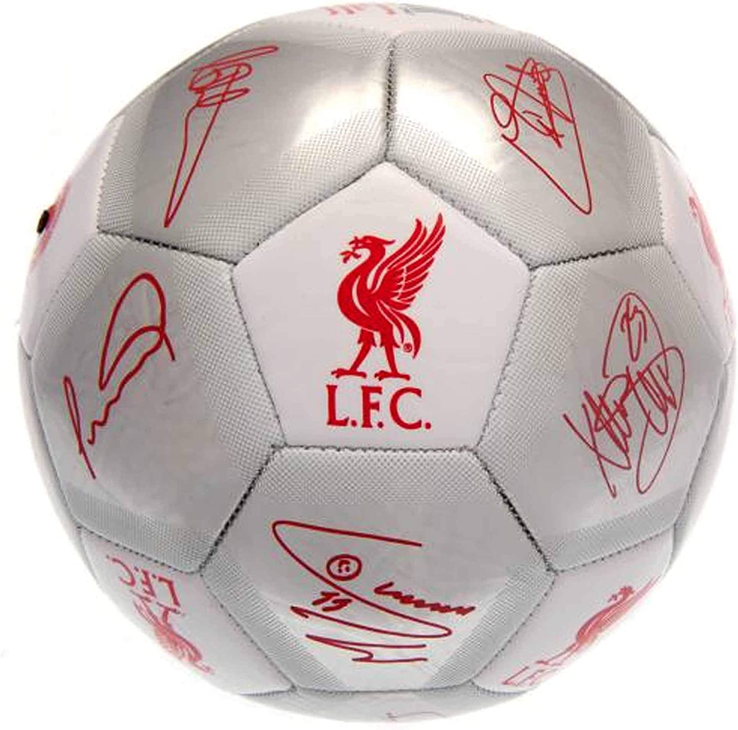 Japan Maker New L.F.C Selling Official Champions Liverpool Signat Football Players Crest