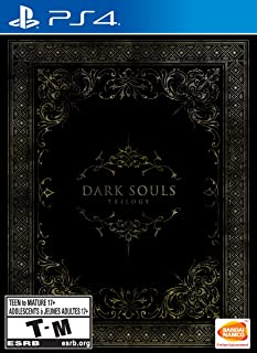 Dark Souls Trilogy (輸入版:北米) - PS4