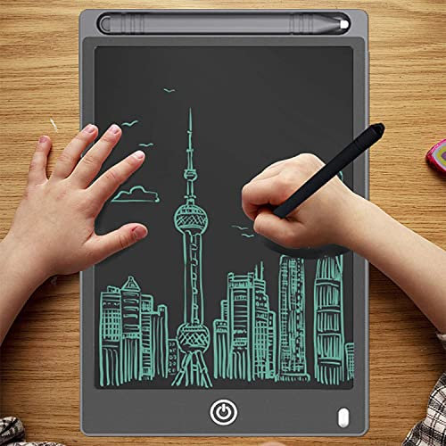 Faiz Products LCD Writing Tablet Electronic 8 5drawing Board Doodle Handwriting for Kids Multi Color