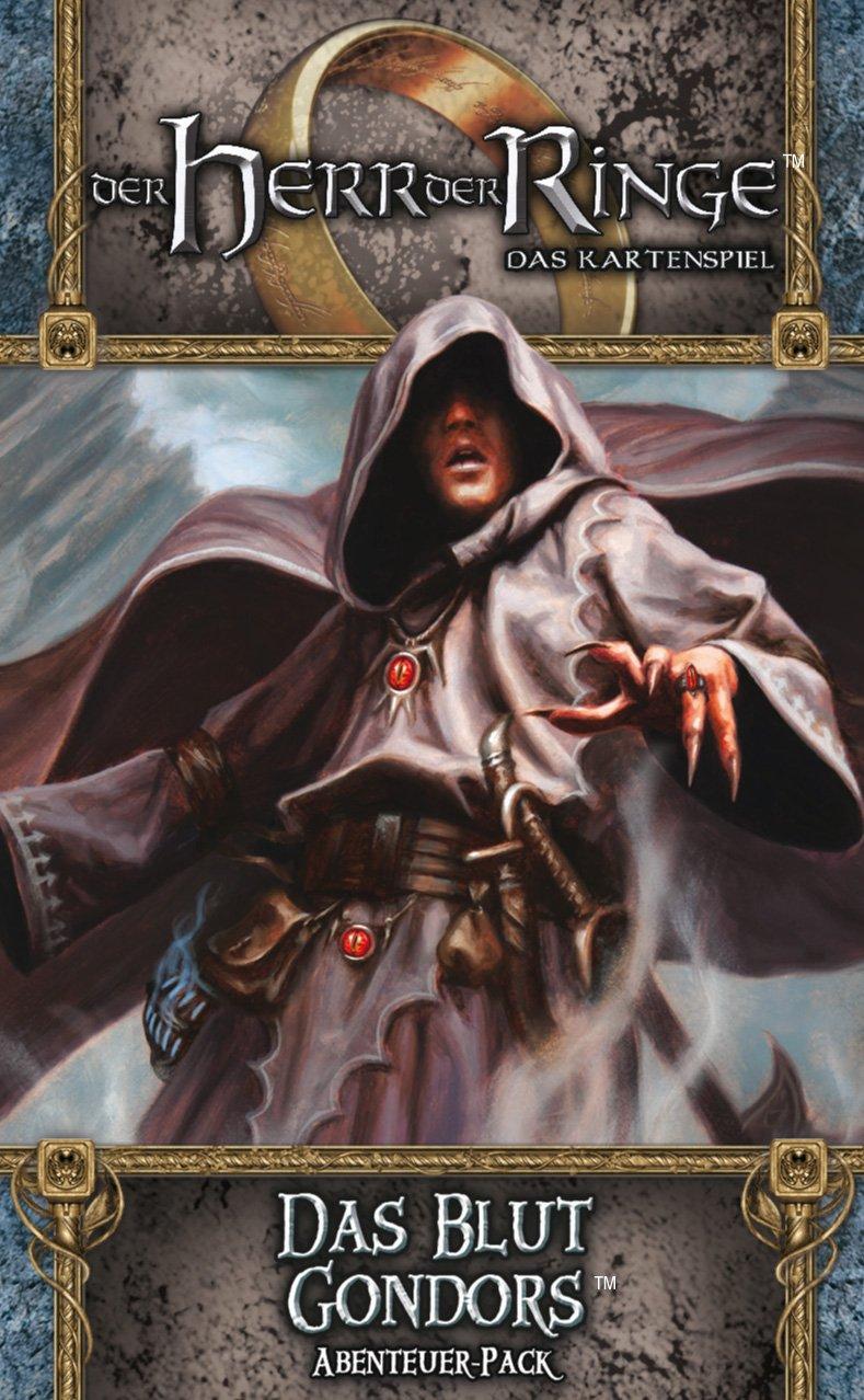 Heidelberger HE369 - El Señor de los Anillos, Juego de Cartas: La Sangre de Gondor - contra la Sombra 5: Amazon.es: Juguetes y juegos