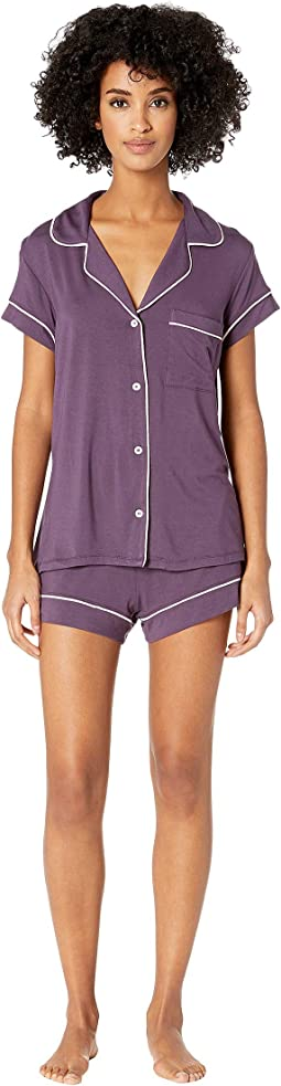 Gisele - The Short Boxed Pajama Set