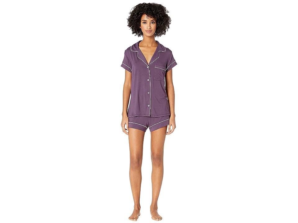 Eberjey Gisele The Short Boxed Pajama Set (Mysterioso/Bellini) Women
